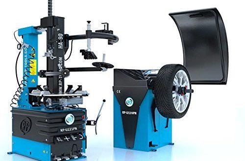 Reifen Montiermaschine und Wuchtmaschine RP R U221PN 400V2SHA90 und RP R U120PN im Set 500x330 - Reifen Montiermaschine und Wuchtmaschine RP-R-U221PN-400V2S+HA90 und RP-R-U120PN im Set