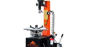 """ATLANIS Montiermaschine Reifen PKW Halbaut 230V 1 Stufe 10 21 mit 310x165 - ATLANIS Montiermaschine Reifen PKW Halbaut. 230V (1 Stufe), 10-21"""" mit Schwenkarm - A-HA-1000-230V1S-V03"""